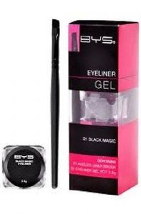 BYS Eyeliner Gel 01 Black Magic